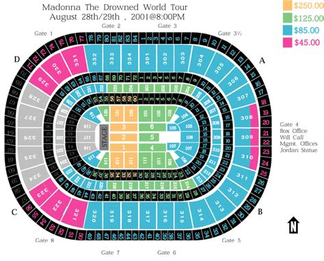 Ticketmaster Floor Plan an impressive instant ten years on this man s world