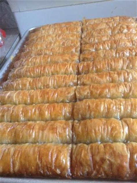 Handmade Turkish Delight - handmade baklava picture of turkish delight palmerston