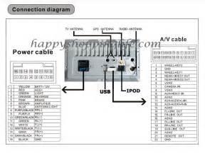 2011 toyota corolla radio wiring diagram 2011 free