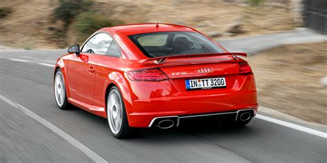 Rs Tt Audi by 2017 Audi Tt Rs Coupe Review Caradvice