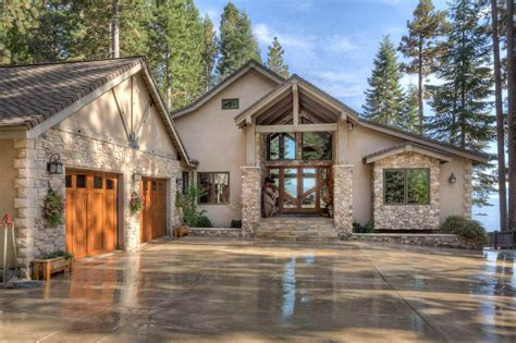 lake houses in california california waterfront property in lake almanor chester eagle lake mountain meadows