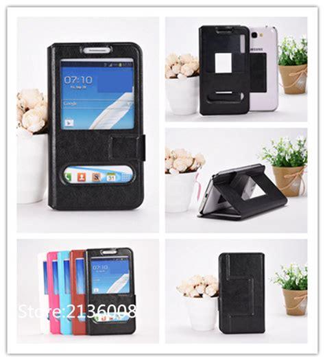 Leathercase Ume Infinix Zero 3 for infinix zero x506 high qualit fashion mobile phone leather with big mobile window