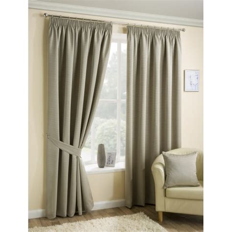 taupe curtains uk belfield furnishings ariel taupe pencil readymade curtains