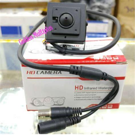 kamera cctv mini kecil pinhole mp ahd hidden camera cam