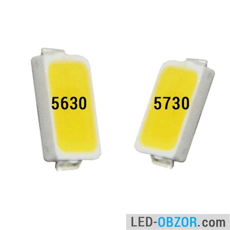 Led Smd Led Smd smd leds 5630 and 5730 characteristics and difference