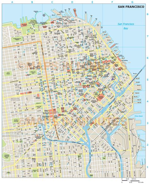 san francisco grade map san francisco grade map 28 images san francisco maps