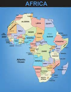 Africa Map Capitals by Best Photos Of Africa Map With Capital Cities Europe