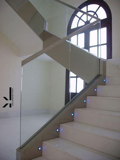 barandilla cristal escalera barandillas escalera cristal buscar con