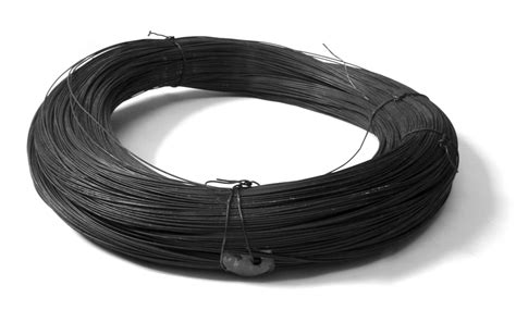 with wire tying wire