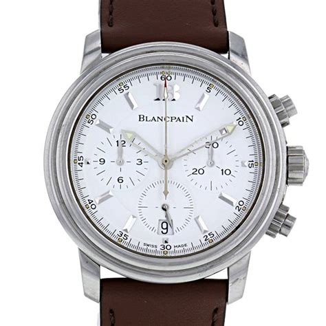 blancpain leman wrist 323234 collector square