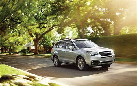 road subaru forester 2018 subaru forester on road upcoming suv in australia