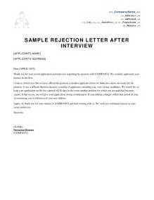 thank you rejection letter sle compudocs us