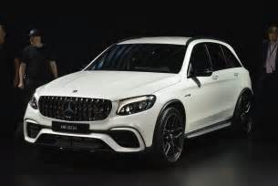 Mercedes Nyc Mercedes Amg Glc 63 S Has Two Bodies And Panamericana
