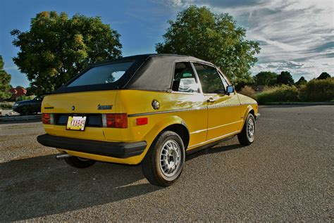 volkswagen rabbit convertible 1982 volkswagen rabbit convertible cabriolet