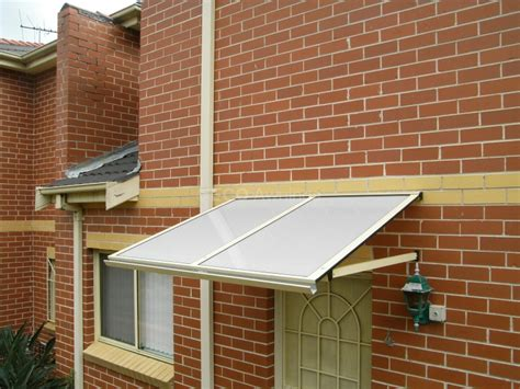 door awnings sydney window awnings sydney window and polycarbonate awnings