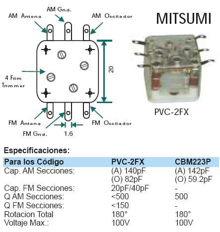 capacitor variavel para radio am como conseguir la m 225 xima capacitancia de un condensador variable
