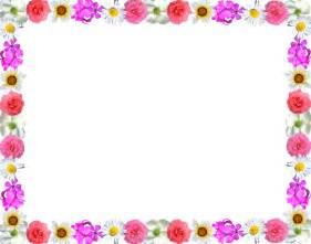 line flower border design clipart best