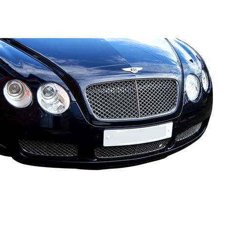 bentley grill bentley continental gt lower grille grill set