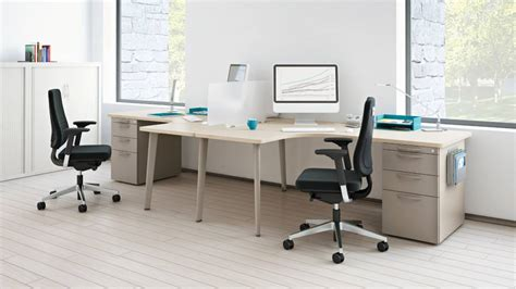 Steelcase Office Desk Movida Versatile Office Workstation Desk Steelcase