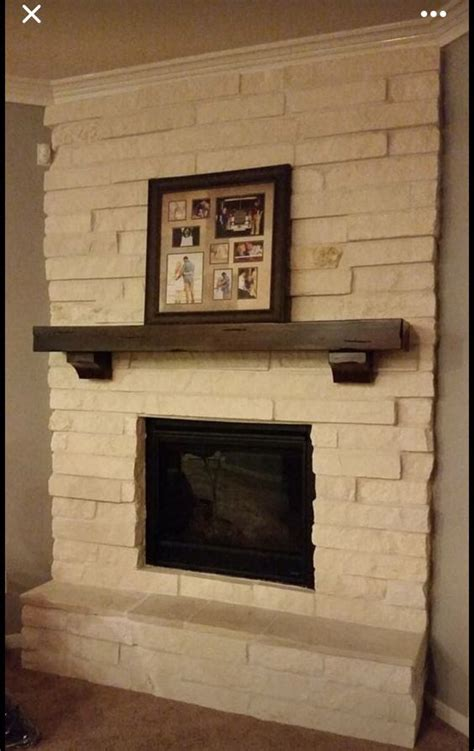 stone corner fireplace mantles the o jays and the brick on pinterest