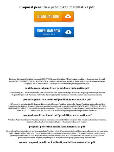 format proposal disertasi contoh proposal tesis dengan penelitian kualitatif