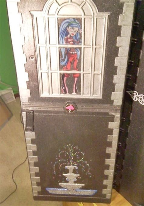 custom monster high doll house monster high custom made doll house monster high photo 21491114 fanpop