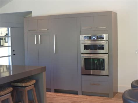 Miele Kitchen Cabinets by Miele Fully Integrated Fridge