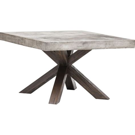 17 best ideas about square dining tables on