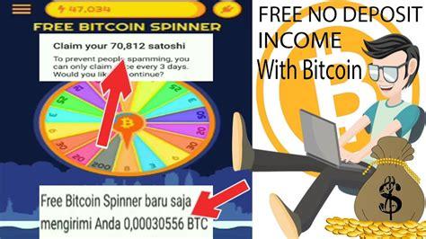 Bitcoin Spinner | free bitcoin spinner claim earn 70 000 satoshi work