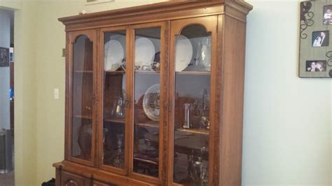 broyhill china cabinet antique furniture collection