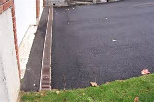 driveway drain installation country landscaping llc