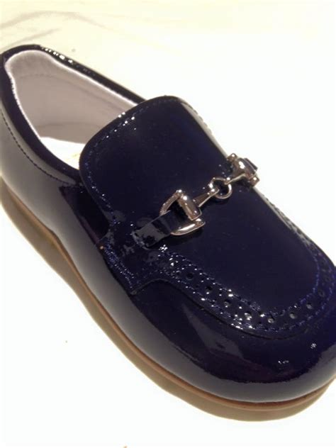 navy patent shoes boys andanines navy patent shoes