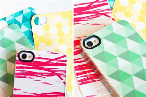 How To Decorate A Clear Phone by Accessorize And Decorate With These 25 Diy Iphone Cases