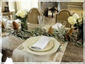 Country Themed Wedding Ideas Decorations - rustic christmas table setting ideas www imgkid com the image kid has it
