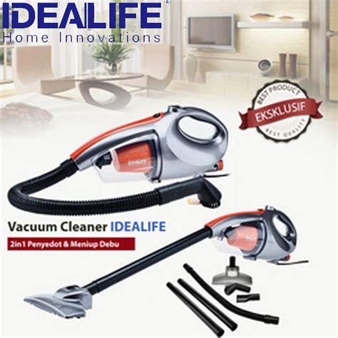 Vacuum Cleaner Dari Jaco vacuum cleaner bombastic il 130s penghisap debu 2 fungsi