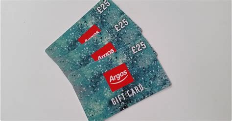 How To Use Argos Gift Card - mummy of 3 diaries competition win a 163 75 argos gift card in time for christmas