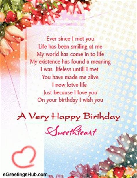 birthday quotes for boyfriend quotesgram
