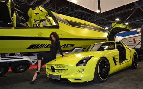 Cigarette Racing introduces the AMG Electric Drive Concept