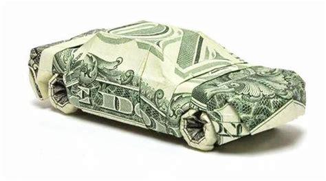 Dollar Origami By Won Park - szobrok bankjegyekb蜻l szubkult 250 r
