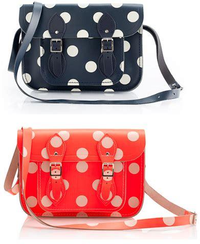 Bag Cambridge Satchel Polkadot by The Cambridge Satchel Company Polka Dots Bragmybag