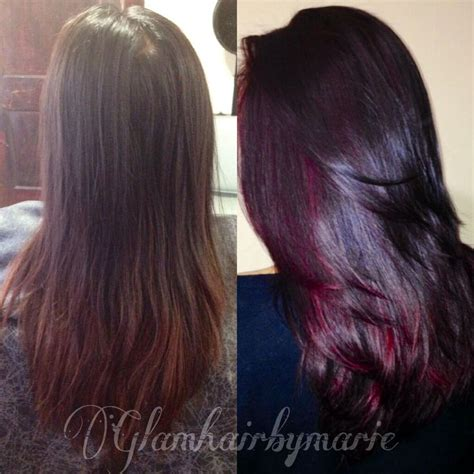 mahogany red hair with high lights 10 mahogany hair color ideas ombre balayage hairstyles