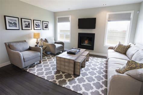 edmonton home decor showhomes in creekwood chappelle thomsen built
