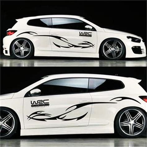 Auto Decal Material by Universal Car Sticker Engine Decor Mural Vinyl