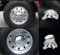 Semi Truck Wheels Covers Premium Abs Semi Truck Wheel Covers On Sale Set Of 6 2