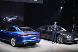 Porsche Panamera 2 by Der Neue Porsche Panamera 2 Weltpremiere In Berlin