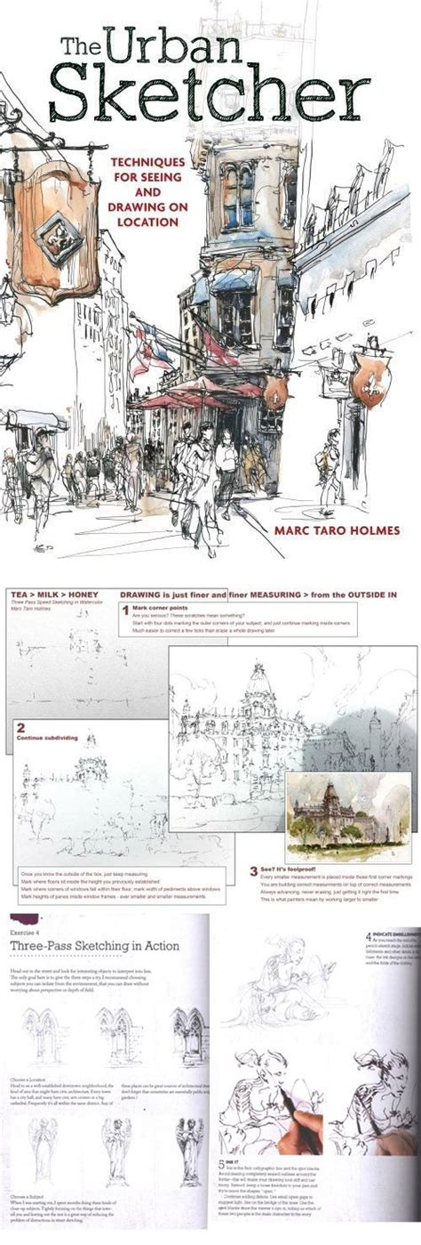 the urban sketcher techniques best 25 urban sketchers ideas on