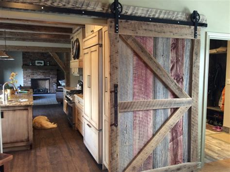 bloombety small rustic home plans with sliding door product gallery rebarn toronto sliding barn doors