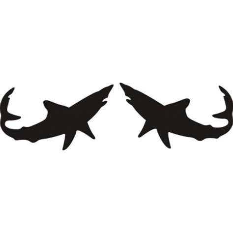 mako boats stickers mako shark boat decal sticker