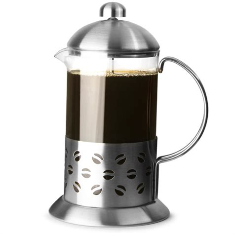 Apollo Coffee Plunger Cafetiere 8 Cup   Drinkstuff