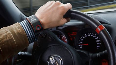 Nismo Smartwatch nissan builds wearable biometric smartwatch to monitor driver rage gizmodo uk